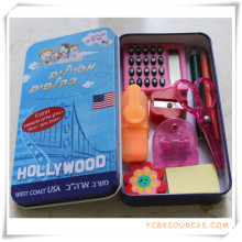 PVC Box Stationery Set for Promotional Gift (OI18024)