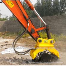 SUMITOMO S200 S210 compacteur de pression hydraulique, plaque vibrateur compacteur, compacteur de plaque de route
