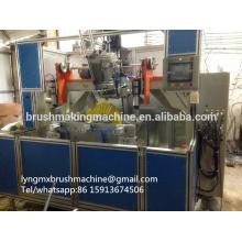 Fabricante de la máquina del cepillo del rodillo redondo del CNC de 3 ejes