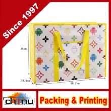 Promotion Einkaufen Verpackung Non Woven Tasche (920056)