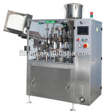 Автоматическая машина для наполнения и укупорки труб ZHY-60YP