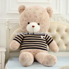 Venta caliente juguetes de peluche oso de peluche grande suave