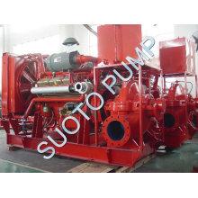 Bomba de lucha contra incendios del motor diesel (XBC)