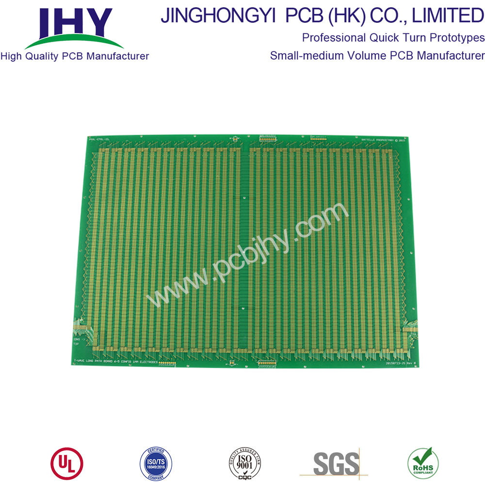 Green ENIG 1oz 1.6mm FR4 Rigid PCB