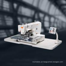 máquina de costura de computador com costura automática