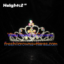 2in AB Diamond Crystal Crowns