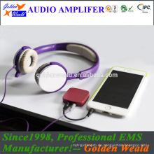 Digital-Endstufe Kopfhörerverstärker Akku-Verstärker