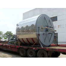 Secador centrífugo de alta velocidade do pulverizador da série do LPG para o pó de leite
