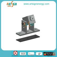 Solution solaire réglable de jambe pour le système solaire de support de picovolte pour l'installation de toit