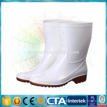 ladies waterproof plastic half work boots