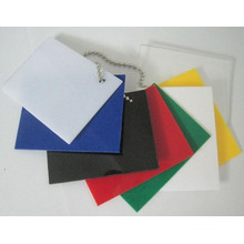 Chemical resitance for polystyrene Sheet