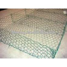 treillis métallique hexagonale cage de lapin clôture de poulet / treillis métallique hexagonal 10mm