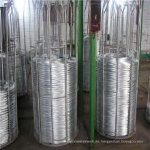 Distribuidor de alambre de hierro galvanizado