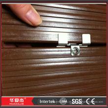 Verbund-Decking Holz Kunststoff Composite Decking Composite Decking Endkappen