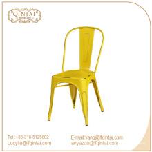Silla de hierro de los muebles de China QinTai