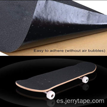 Jerry Custom Printed Black Skateboard Deck Tape
