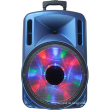 12 Zoll Portable Batterie Lautsprecher, USB, Disco Licht, FM Radio F12-1
