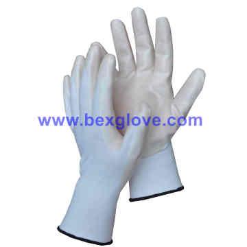 13 калибровочные нейлоновые вкладыши, нитрильное покрытие, защитные перчатки с защитными перчатками