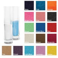 High quality colored sand para la venta