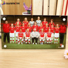 Glass photo frame for sublimation print from SUNMETA company