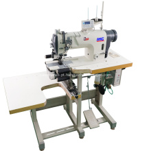 Máquina de costura de agulha dupla IH-8722DP com gancho grande