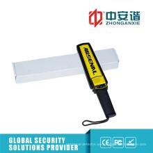 Detector de metales de detección de clavos de detección de zonas de precisión con batería de respaldo