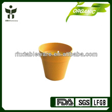 Bambu fibra biodegradável eco amigável vela titular