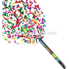 Wedding Occasion and Biodegradable party confetti popper compressed air confetti cannon Product Name Confetti cannon