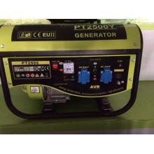Портативная электрическая генераторная установка с электроприводом / генератором отдачи