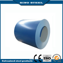Bobina de aço revestida de enrugamento processado 0.45mm espessura cor
