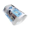 Compostable Kraft Cosmetic Doypack OEM Pack Waterproof Bag
