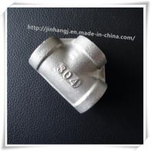 Нержавеющая сталь с резьбой T-Tee (304/316)