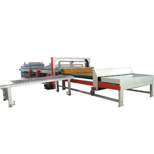 Corrugated cardboard carton stacker for sheet/carton machine corrugated line