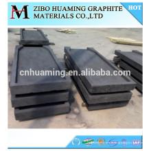 resistência térmica e barco de grafite de alta resistência / caixa