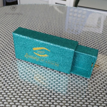 Custom eyelash packaging box