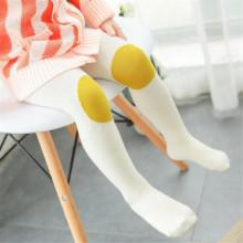 Nueva venta caliente diseños personalizados niño buena calidad medias medias de algodón