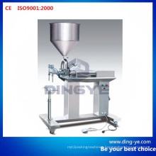 Semi Automatic Double Nozzle Paste Filler