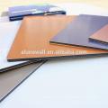Alunewall Dibond Light Weight Aluminum Composite Panel ACP