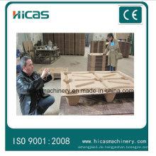 Hicas frei von Fumigation Kompresse Holzpalette Produktionslinie