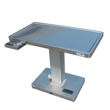 304 Stainless steel Height adjustment veterinary examination table for vet clinic