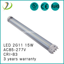 Replace Fluorescent lamp 2G11 LED