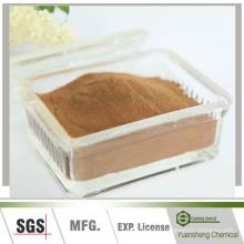 Lignosulfonate de sodium à faible lrice et qualité supérieure