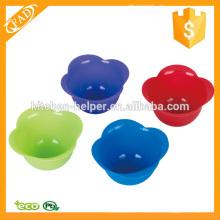 Nuevas vainas del pochón del desayuno del silicón del diseño