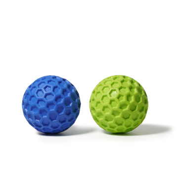 Interactive Pet Ball Toy Squeaky Dog Ball Toy