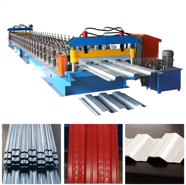 Roof Sheet Floor Tile Making Machine
