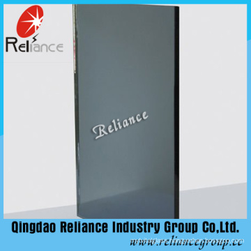 4mm Euro Grey Float Glass/Tinted Glass with ISO