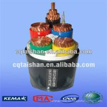 LV 1KV XLPE aisló el cable de energía de cobre de la mejor calidad del precio Hight