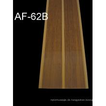 Af-62b Hölzernes Design PVC-Panel