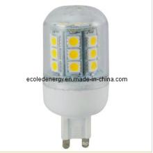 Luz LED G9 con CE y Rhos 4W