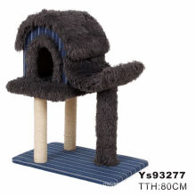 Hot Selling Cheap Sisal Rope Cat Tree Modern
